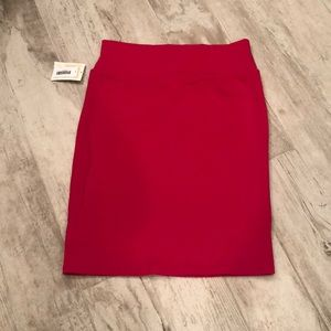 Lularoe skirt, new with tags